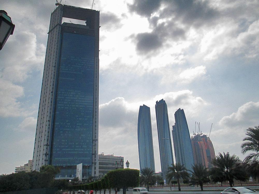Abu Dhabi Downtown