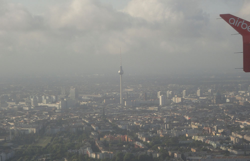 how to get to tegel airport from alexanderplatz
