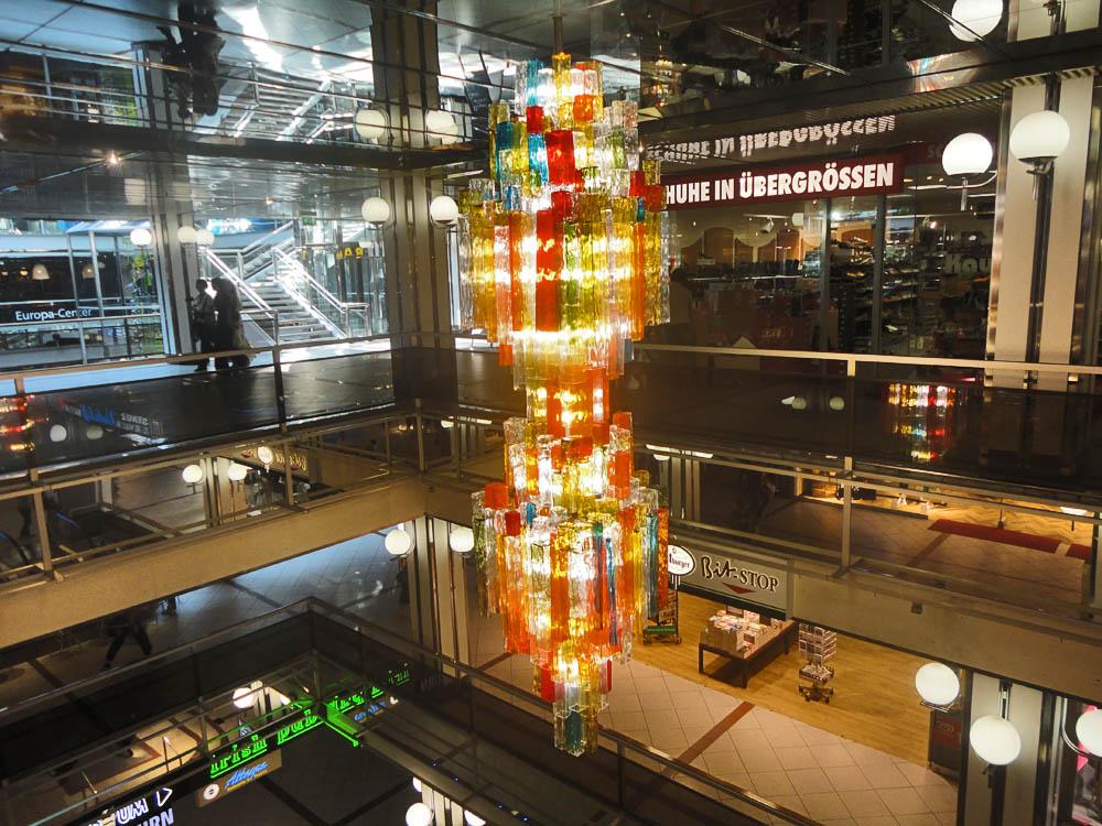 europa center berlin opening hours