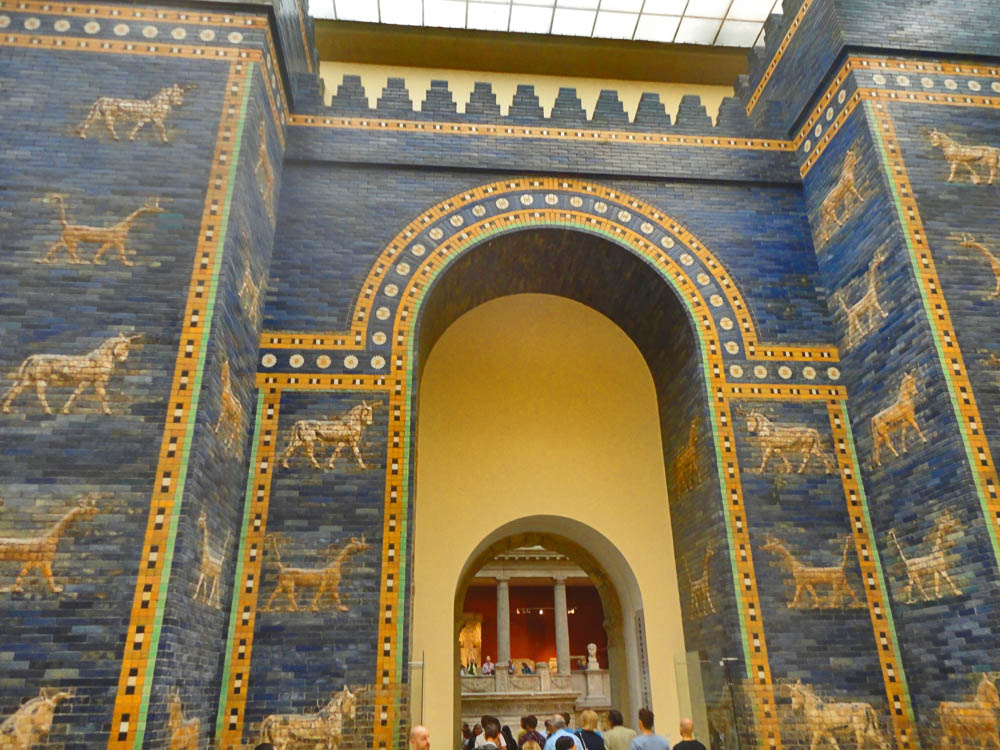 Berlin Museumsinsel Pergamon Museum Museum For Islamic