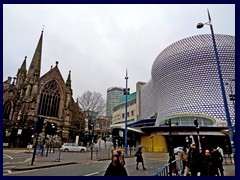 St Martin in the Bullring, Selfridges 01.JPG