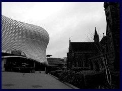 St Martin in the Bullring, Selfridges 02.JPG