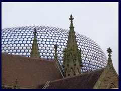 St Martin in the Bullring, Selfridges 03.JPG