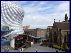 St Martin in the Bullring, Selfridges 05.JPG