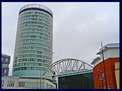 The Rotunda tower, Bullring