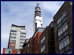 Worcester and Birmingham Canal 29 - BT Tower.JPG