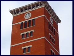 Brindleyplace Clock Tower 02