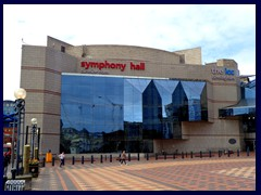 Centenary Square 23 -Symphony Hall