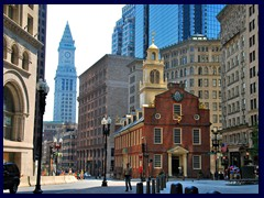 Old State House and Custom House