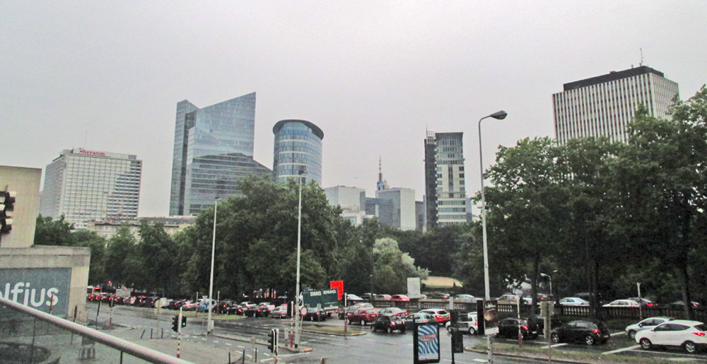 Brussels skylines and views part 1 place poalaert for Boulevard jardin botanique