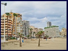 Calpe - North part 08 - Playa La Fossa-Levante