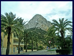Calpe New City Centre 06 - Natural Park of Penyal d'Ifac