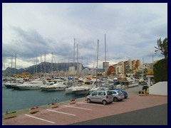 Calpe New City Centre 08 - Puerto de Calp (port)