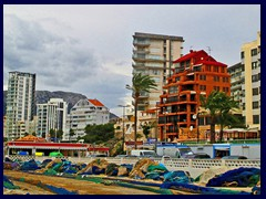 Calpe New City Centre 12 - the south part of the new district is called Morello.