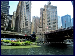 Chicago Architecture Foundation Boat Tour 04 - Chicago River