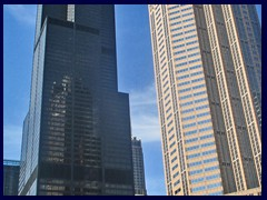 Chicago Architecture Foundation Boat Tour 50 - Sears Tower and 311 South Wacker