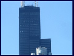 Chicago Architecture Foundation Boat Tour 55 - Sears Tower