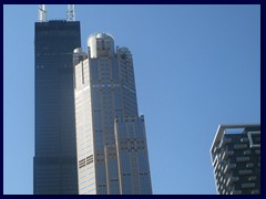 Chicago Architecture Foundation Boat Tour 56 - Sears Tower and 311 South Wacker