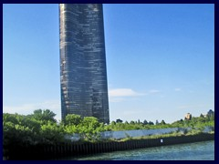 Chicago Architecture Foundation Boat Tour 84  - Lake Point Tower