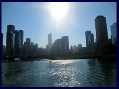 Chicago Architecture Foundation Boat Tour 87 - Skyline from the East