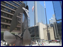Daley Plaza 12 - Picasso sculpture
