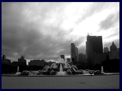 Grant Park  38 - the calm before the storm