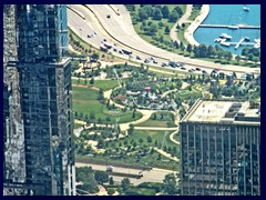 Grant Park from Sears Tower 18