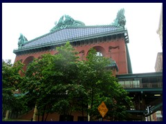 Harold Washington Library, built 1991