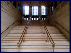 Union Station 15 - stairway featured in the Untouchables