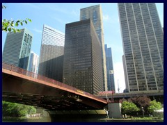 Chicago Riverwalk 123 - Columbus Drive at New East Side