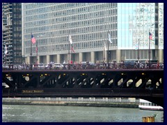 Chicago Riverwalk 134 - De Sable Bridge