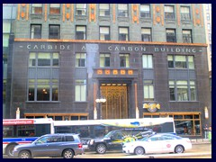 S Michigan Avenue 025 - Carbide and Carbon Bldg, now Hard Rock Hotel