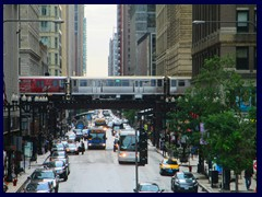 S Michigan Avenue 043 - L train
