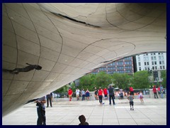 S Michigan Avenue 046 - Cloud Gate, Millennium Park
