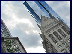 S Michigan Avenue 064 - 71-storey Legacy at Millennium Park from 2009