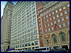S Michigan Avenue 071 - Architecture Foundation and Chicago Symphony Center