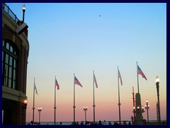 Chicago at sunset - Navy Pier 02