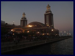 Chicago at sunset - Navy Pier 19