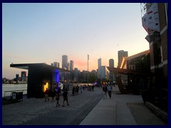 Chicago at sunset - Navy Pier 20