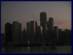 Chicago at sunset - Navy Pier 26