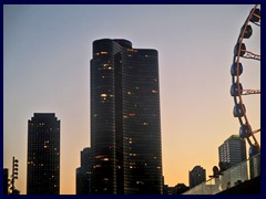 Chicago at sunset - Navy Pier 29