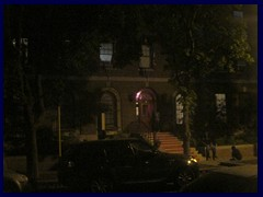 Chicago by night - Getaway Hostel, Lincoln Park 01