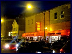 Chicago by night - Lincoln Park 10 - Kingston Mines nigh club