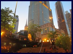 Chicago by night - Magnificent Mile 02