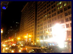 Chicago by night - the Loop 04 - State Street