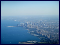 Chicago from the plane 02