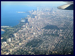 Chicago from the plane 04