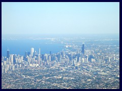 Chicago from the plane 05