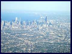 Chicago from the plane 06