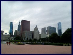 Skyline from Grant Park 03